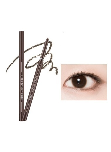 Missha Super Skinny Liner (Deep Brown) Kahve